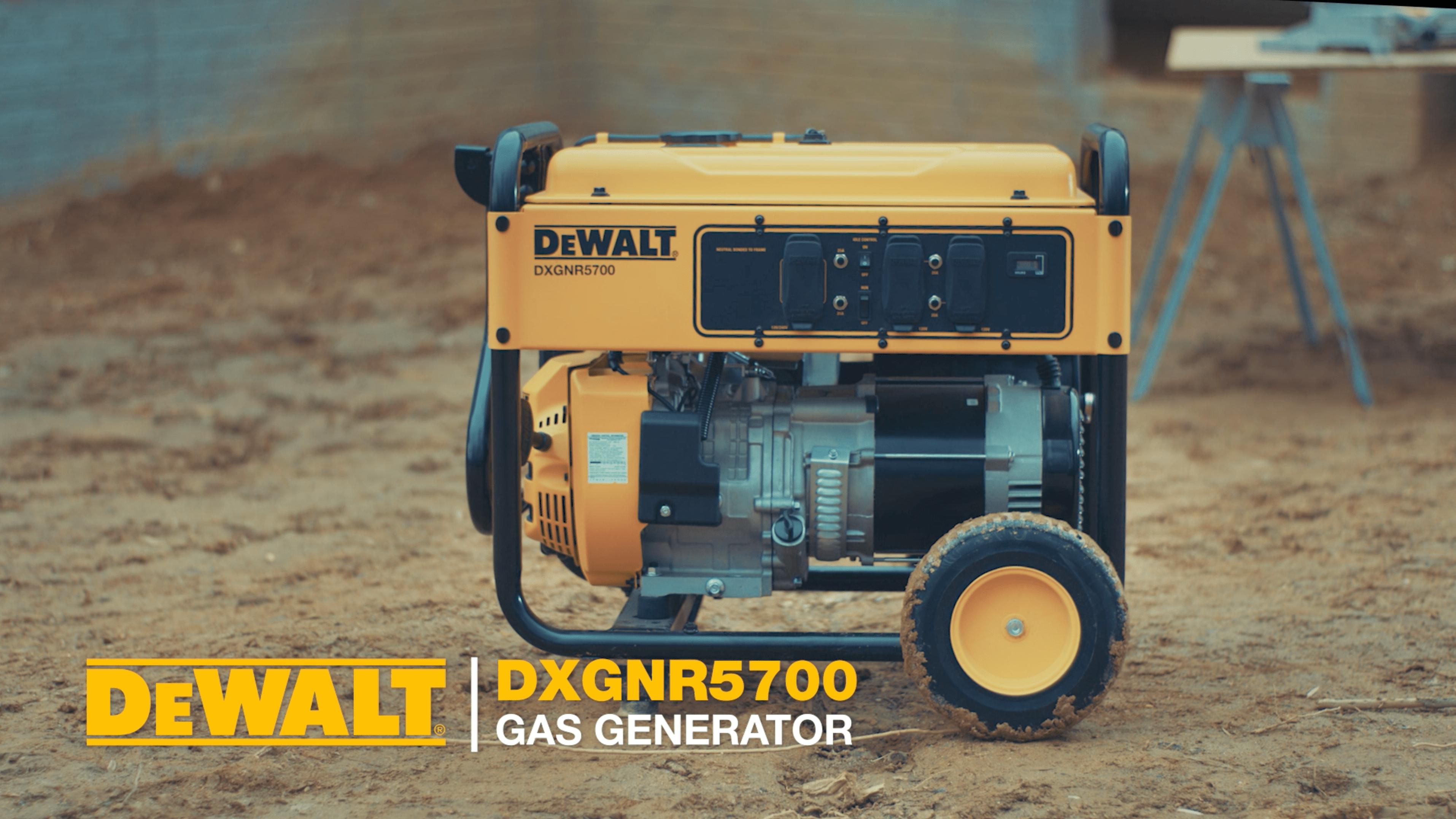 Dewalt Generator