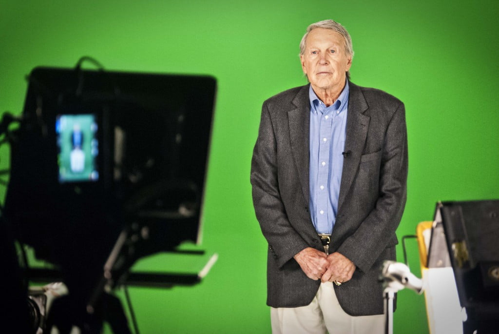 brooks robinson at bluerock studio